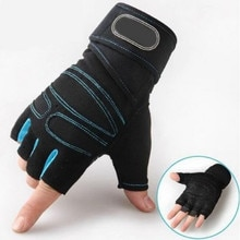 M-XL gants de gymnastique poids lourd Sport exercice haltérophilie gants musculation formation Sport Fitness gants