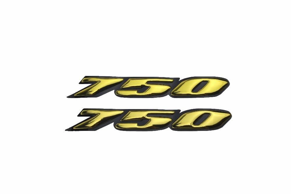 KODASKIN אופנוע העלה 3D מדבקות מדבקות עבור GSX-R 750 GSXR750 K4 K6 K7 K8 K9 L1