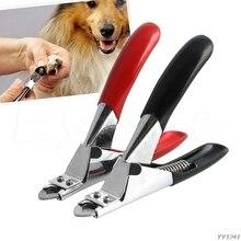 Машинка для стрижки когтей с когтями для собак и кошек Ножницы Триммер резак инструмент для груминга и ухода за питомцем собака кошка пилка для ногтей набор new-W110