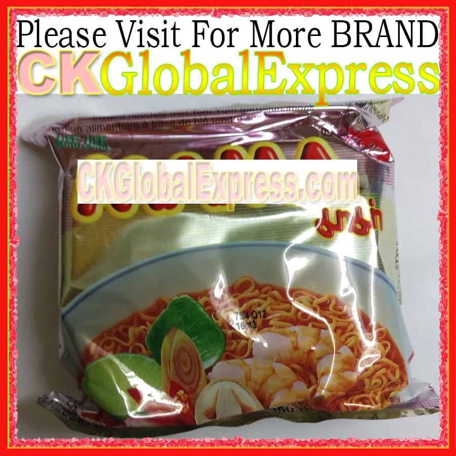 Oriental Стиль для лапши мгновенного креветки Tom Yum горячий и пряный (очень рекомендую) [Лидер продаж Марка в Таиланде]