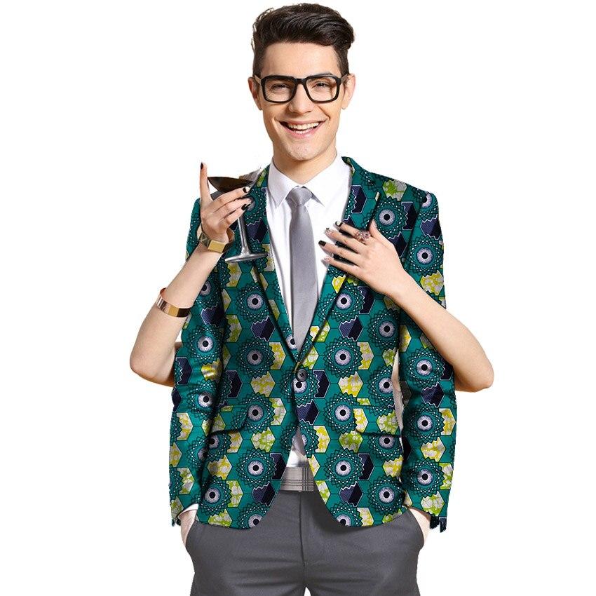 Мужской Блейзер Анкара Дашики, на заказ, с принтом, формальный костюм, куртка, на заказ, для Африканской вечеринки/свадьбы, мужская одежда