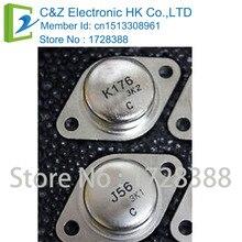 2SK176 + 2SJ56 (زوج واحد) K176 + J56 2 قطعة/الوحدة = 1 زوج