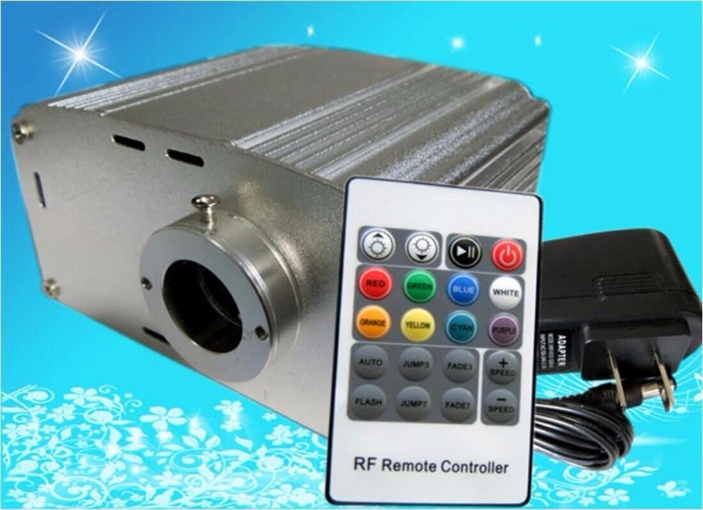 10W LED twinkle effect RGBW light engine with 20key RF remote,AC100-240V input;RGBW led chip