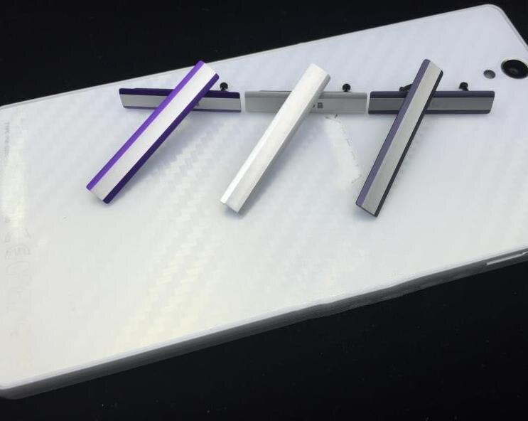 Водонепроницаемая заглушка для Micro SD карты, пылезащитная заглушка + usb-разъем для зарядки, блок для пылезащитной заглушки, чехол USB для Sony Xperia Z2 D6503