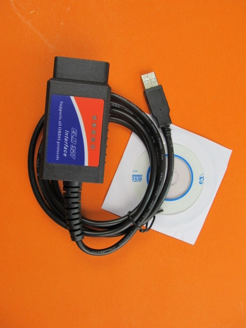 Elm 327 Usb High Quality v1.5 Diagnostic Interface Cable from China  Protocols Obdii