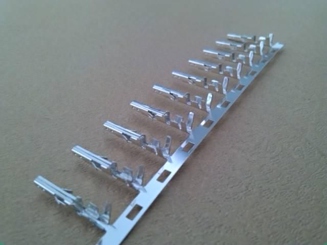 400 Pçs/lote 4.20mm Pitch 18-24 AWG Fêmea Para Mini-Fit Jr 5556 Terminais de Cravar/Contactos tipo Usado Para 5557 5559 300