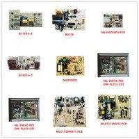 B1159.4-4  B0376  ML450ZE9D3.PCB  G1623.4-1  MLK09E01  ML-DW40-P02  DW-FL253-C01  MLC1529M011.PCB  MLB1513M012.PCB Used Working