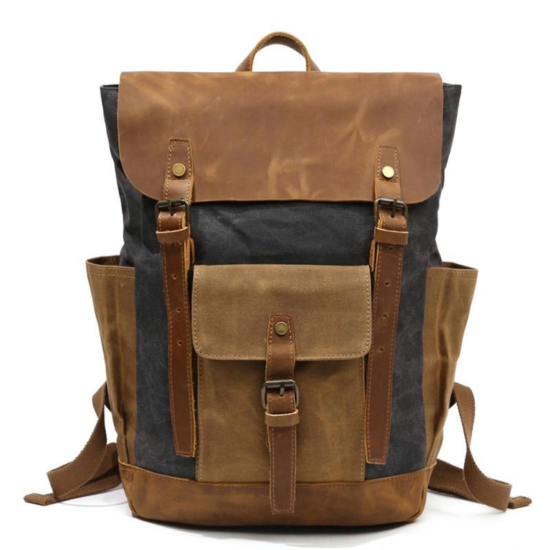 M157 New Arrive 2018 Stylish Travel Multi-function Backpack Male Luggage Shoulder Bag Weekend Backpacking Men Versatile Bags