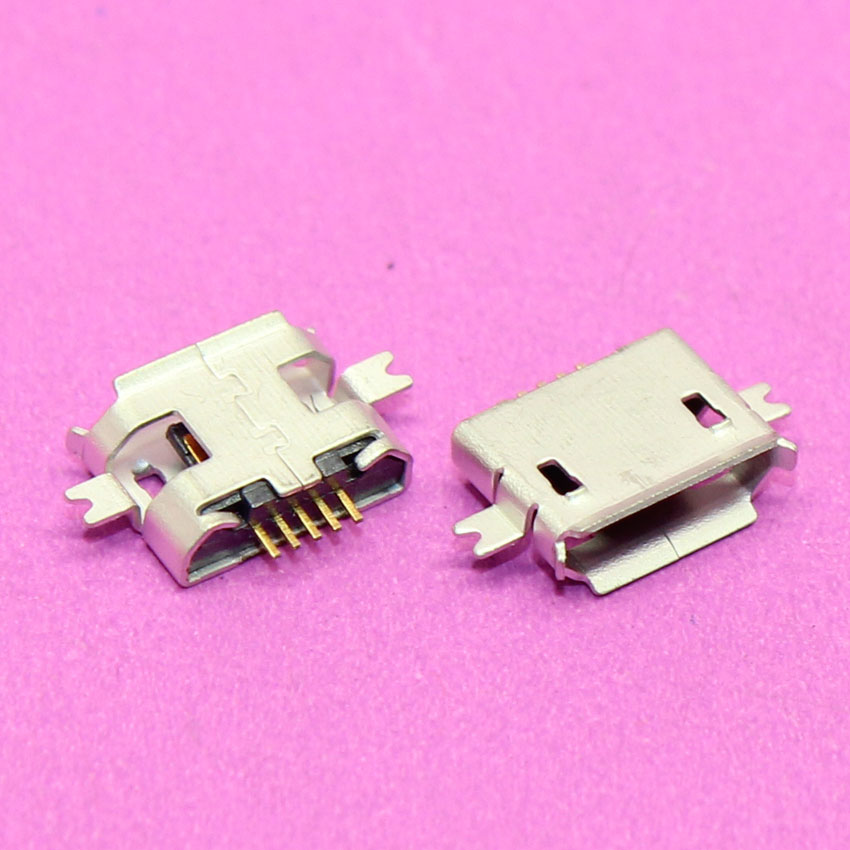 YuXi Micro USB jack conector do Soquete para MOTO MB525/ZTE/OPPO/Samsung/Nokia 8600