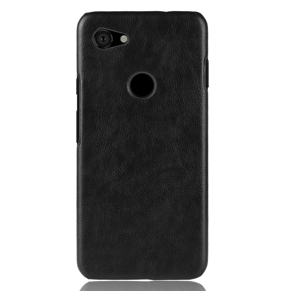 Litchi patrón Retro funda de teléfono de cuero de poliuretano de Google para Google Pixel 3a XL para Google Pixel XL