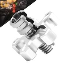 Vis de réglage de fil de moto   M8 * 1.25, embrayage câble de moto pour YAMAHA TDM850 TDM900 RD500 SRX600 TDR250 Tutti gli anni TRX850 TTR125