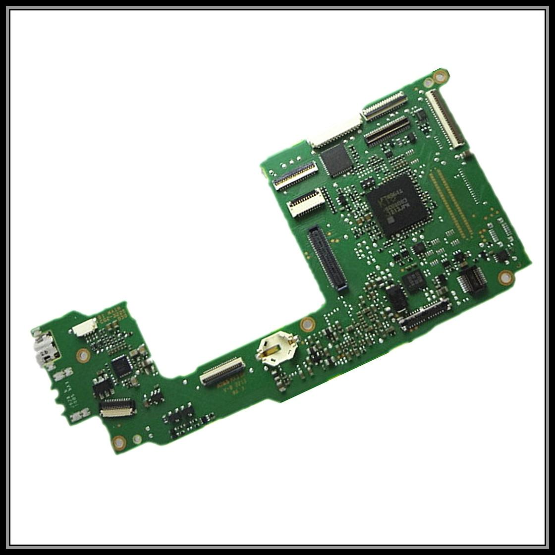 100% vorlage Rebel T4i; DS126371; KUSS X6I 650D mainboard motherboard für Canon 650D hauptplatine digitale camear