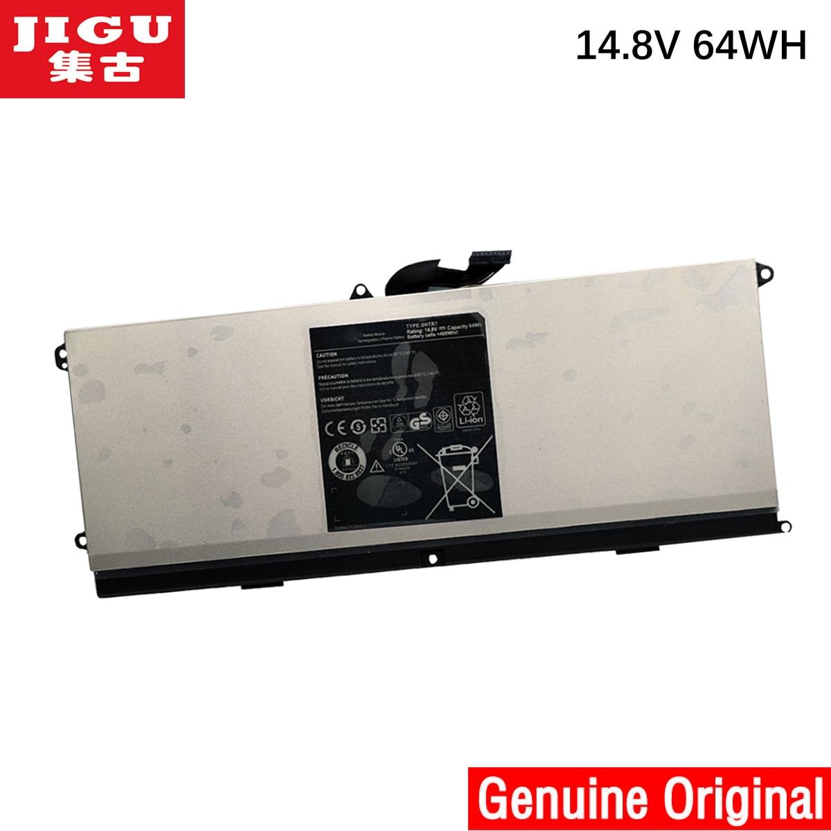 JIGU 14,8 V 64Wh Original 0NMV5C 75WY2 075WY2 Original batería del ordenador portátil para Dell XPS 15z L511Z OHTR7 0HTR7 NMV5C