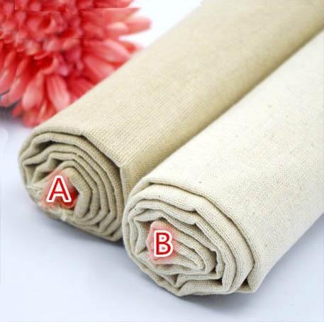 50x150cm tela de lino algodón Metro Patchwork Costura Tissus sofá acolchado Costura Textiles Tilda Telas fieltro tul Shabby Chic