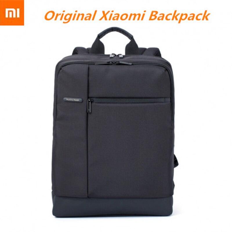 Xiaomi-حقيبة ظهر كلاسيكية للأعمال ، حقيبة ظهر كبيرة السعة للطلاب ، حقيبة سفر للرجال والنساء لأجهزة الكمبيوتر المحمول والمكتبية