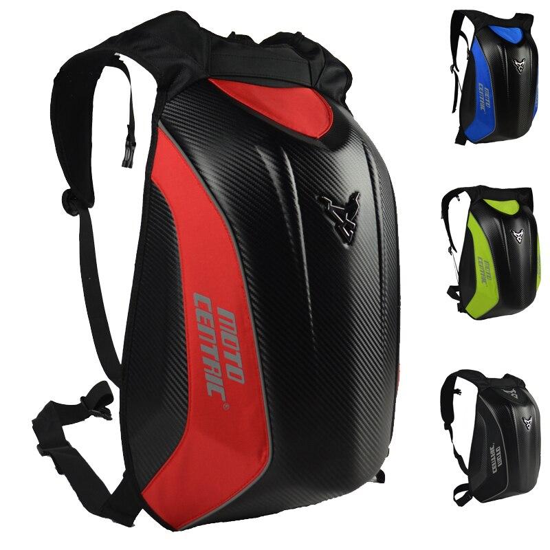 Рюкзак из углеродного волокна для мотоцикла сумка мотокросса гоночного спорта