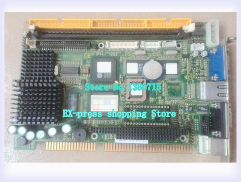 100% اختبار Emcore-i514 Rev:1.0 Industral بطاقة مع Ram