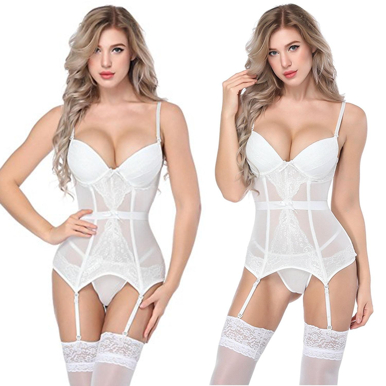 Комбинезон Jian Peng, лидер продаж, европейские и женские костюмы, сексуальный прозрачный белый жилет, женское нижнее белье