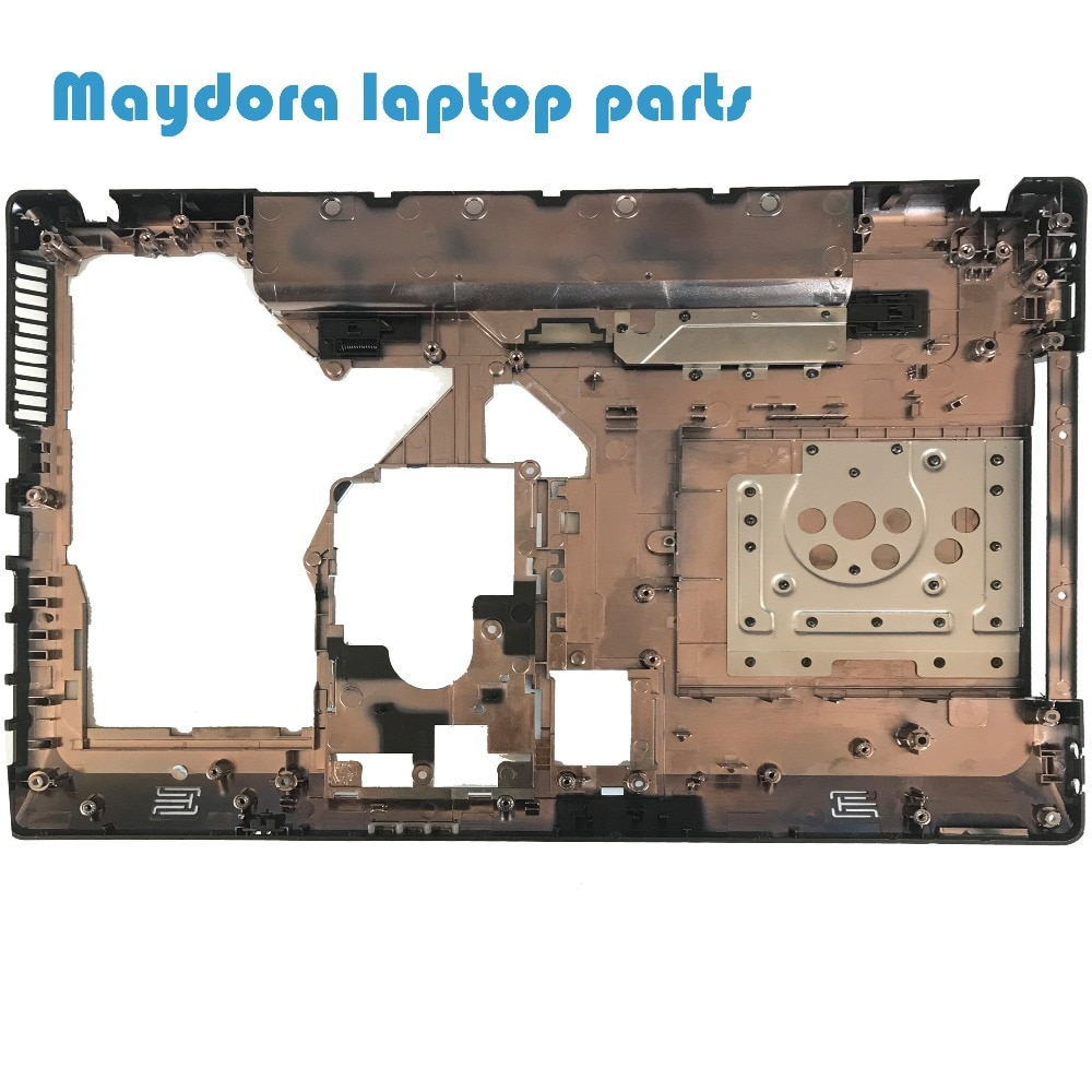 Nueva funda de portátil para Lenovo G570 G575 Base inferior con HDMI Combo