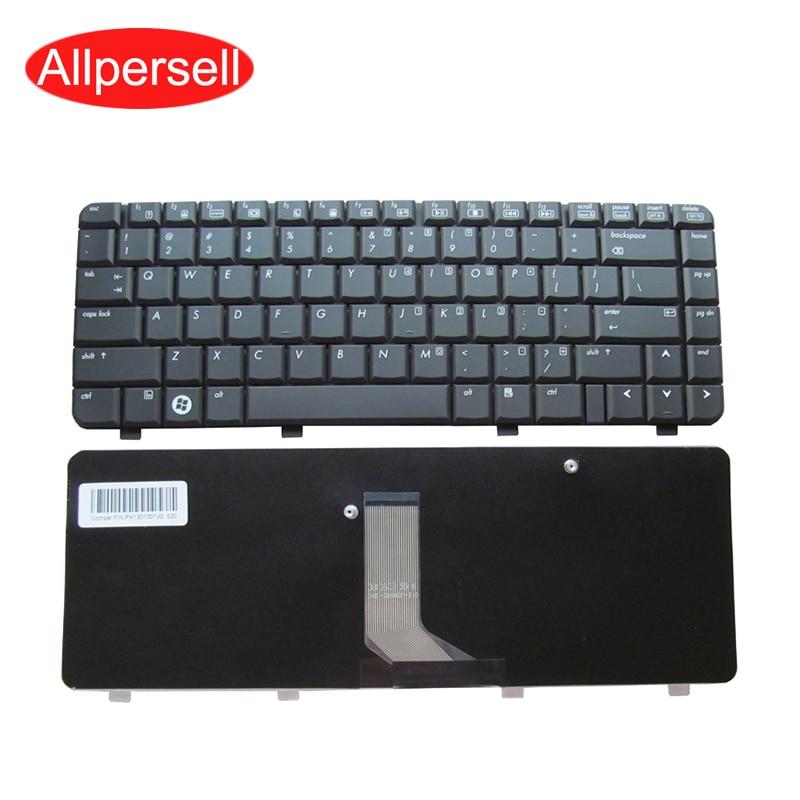 Laptop Brand New  keyboard For HP 500  520 Black notebook keyboard