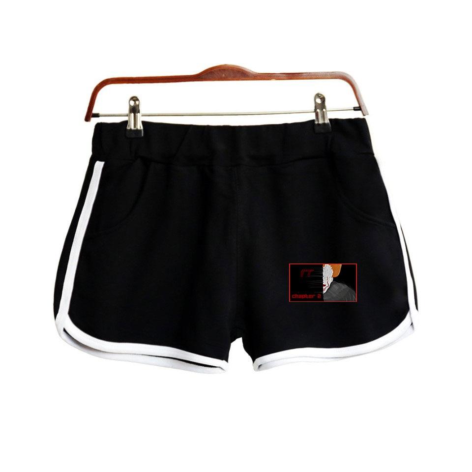 2D-it-chapter2 2D 2019 shorts New Clothes 2D Print Women Clohtes 2019 Hot Sale Casual Harajuku Ladies summer Sexy summer Shorts