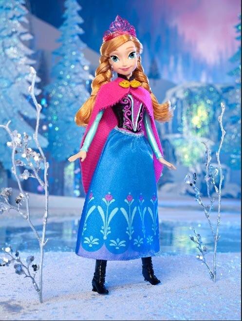 5x7FT Анна Принцесса Феи водный ручей зимний ледяной ЛЕС ДЕРЕВЬЯ холм