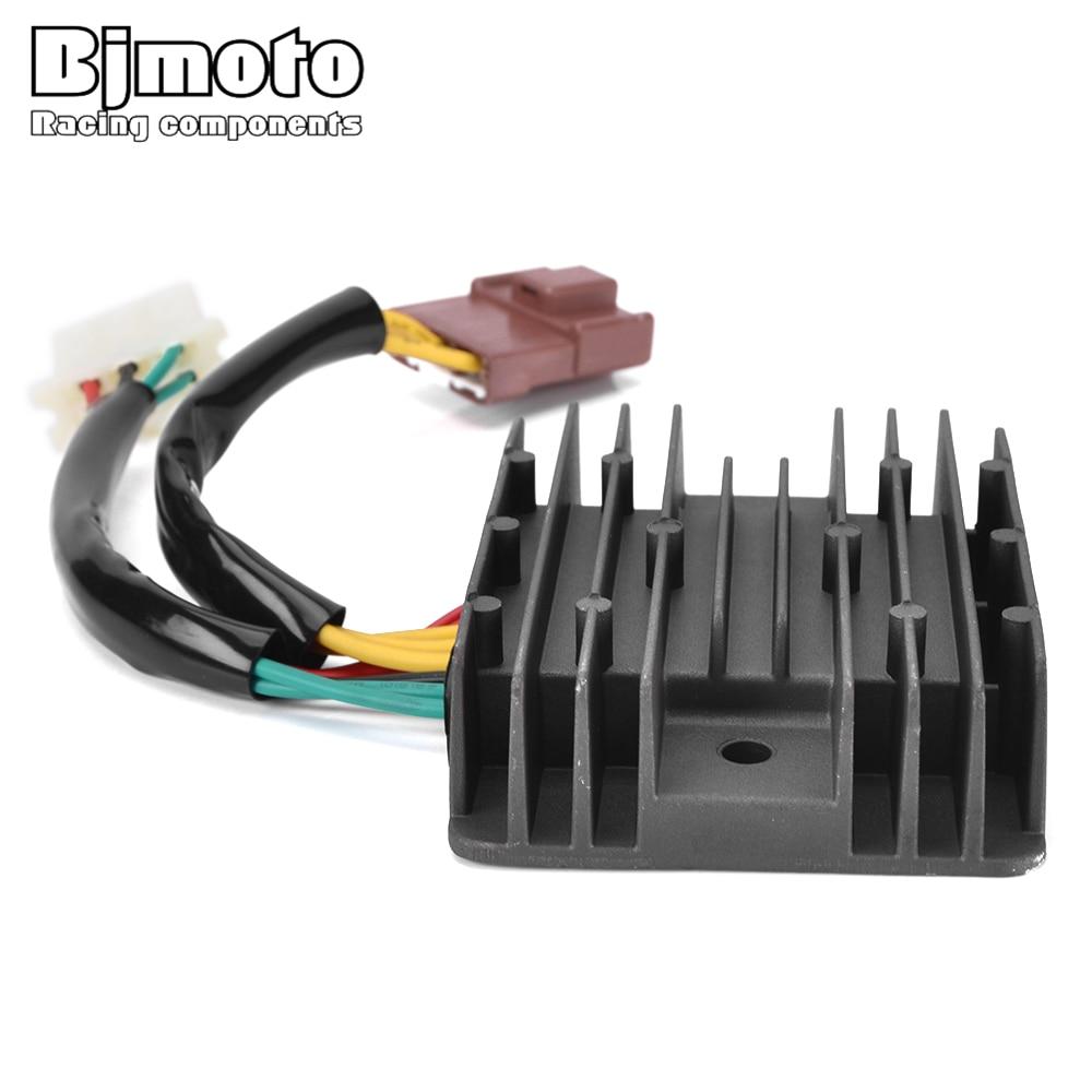 BJMOTO-معدل منظم دراجة نارية AP8127144 ، لـ Aprilia RSV1000 2004-2008 RSV 1000 Tuono 2006-2009