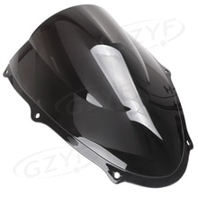 Dla Suzuki TL1000R TL 1000R szyby przedniej szyby 1998 1999 2000 2001 2002 części zamienne do motocykli akcesoria