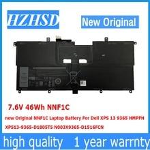 7.6V 46Wh NNF1C new Original NNF1C Laptop Battery For Dell XPS 13 9365 HMPFH XPS13-9365-D1805TS N003X9365-D1516FCN