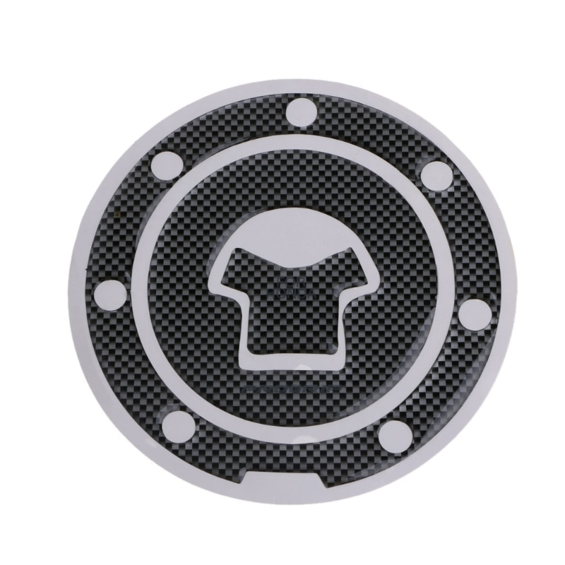Motorcycle Carbon Fiber Tank Pad Tankpad Protector Sticker For HONDA CBR600 F2