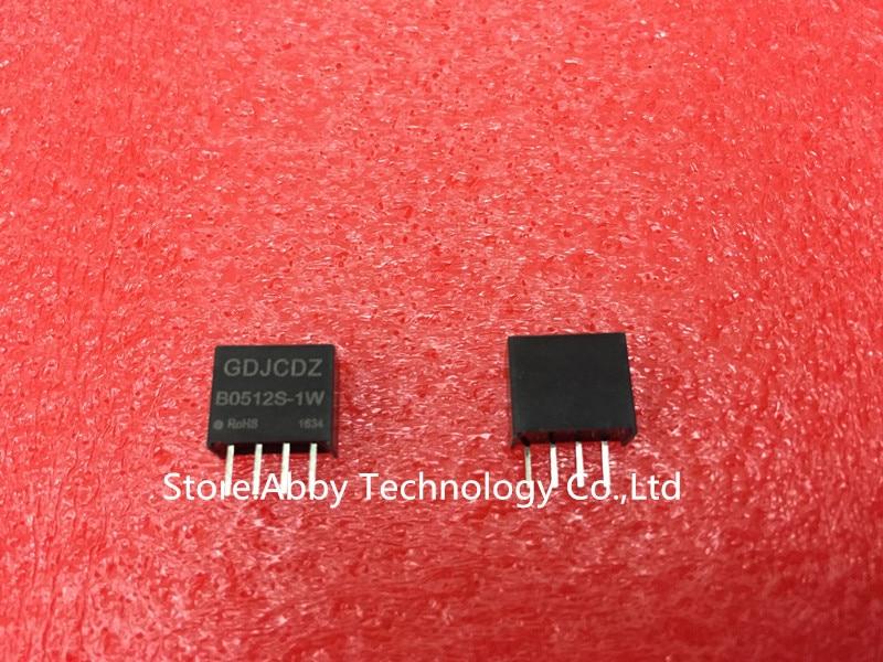 10 STKS/PARTIJ DC-DC boost Converter 5 V naar 12 V 1 W dc dc module power Converter/transformator