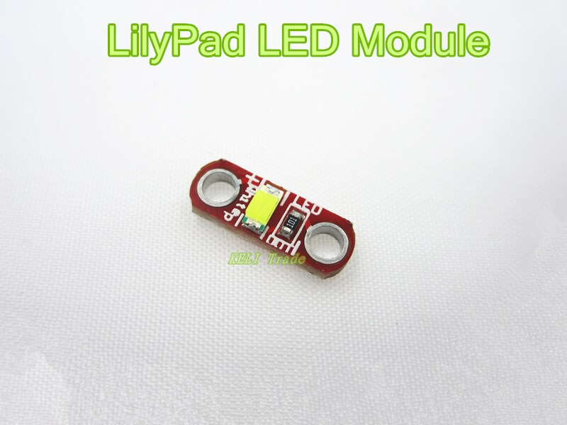 Lilypad módulo led pentad 5 pçs/set diy módulos lcd