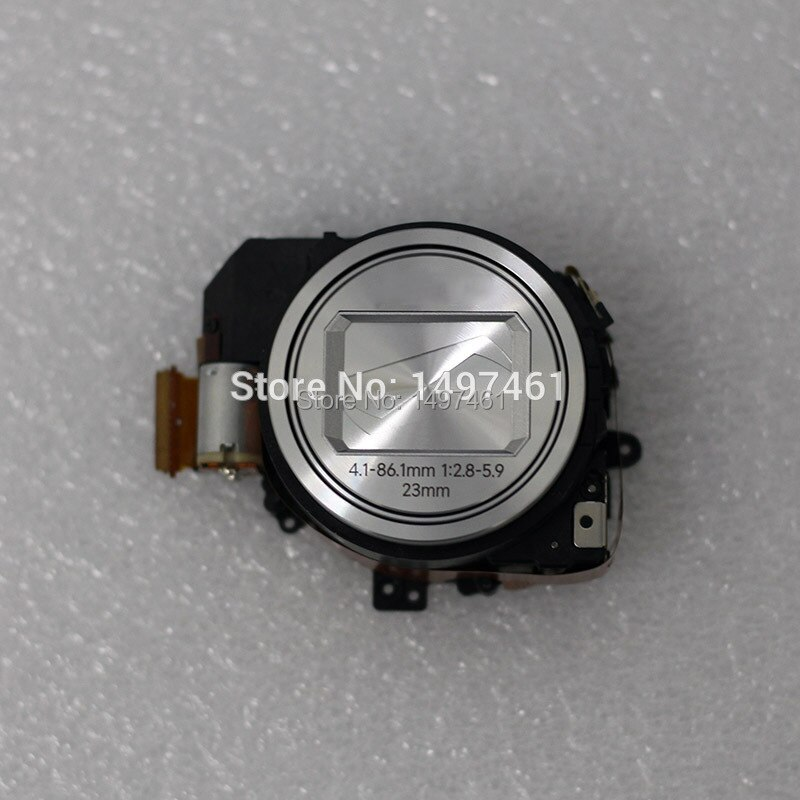 Full New Optical zoom lens assembly without CCD repair parts For Samsung EK-GC200 GC200 camera