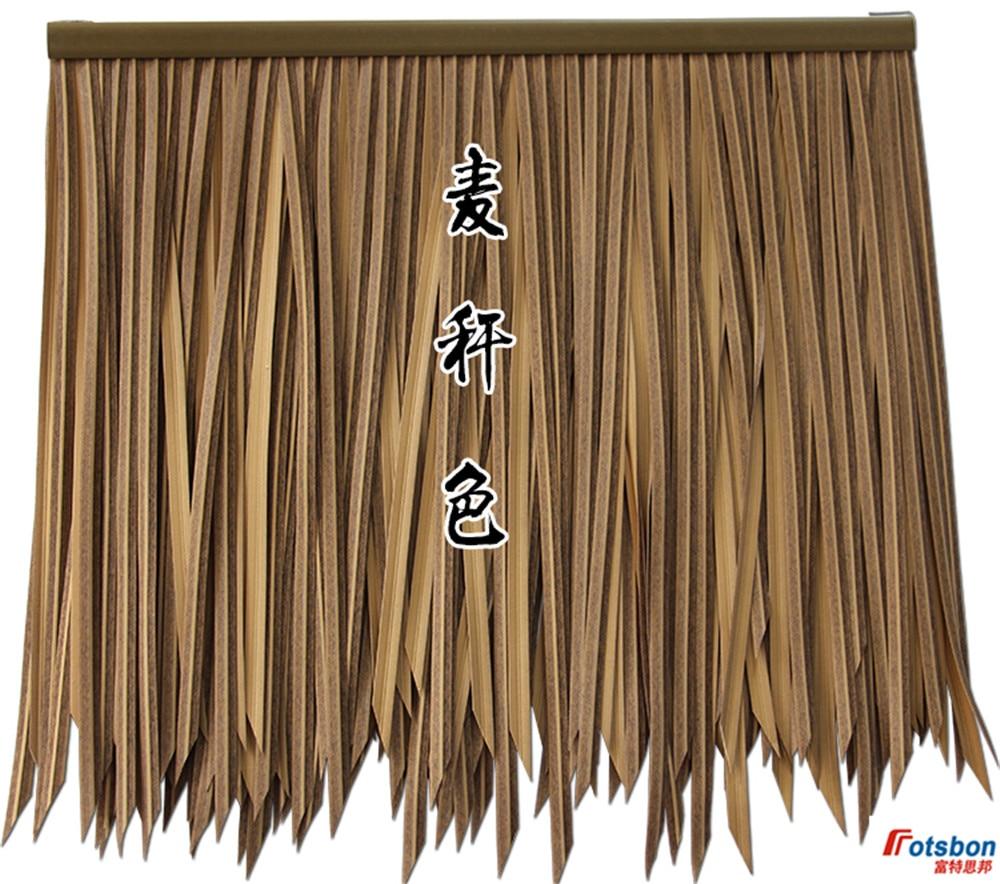 Artificial Grass Decor Straw Synthetic Thatch Decorative Fake Cesped Gram Gazon Pasto Sintetico Para Jardin For Home and Garden