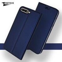 ZROTEVE Covers Huawei Y6 2018 Case Flip Wallet Leather Cases Y 5 6 Coque Flip Magnetic Cover Huawei Y5 Y6 Prime 2018 Phone Case