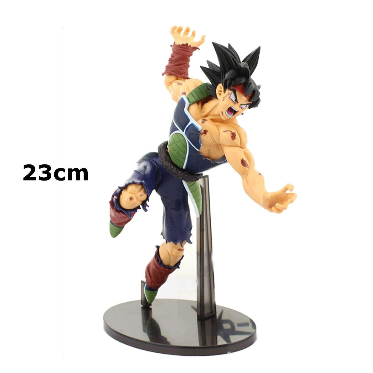 Chanycore 23 CM de Dragon Ball Z maestro estrellas pieza MSP N ° 19 Super Saiyan Goku caja de acción de PVC figura muñeca modelo