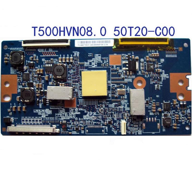 Latumab Original para Sony KDL-50W800B controlador LCD TCON placa lógica T500HVN08.0 50T20-C00 pantalla T500HVF04.0 envío gratis