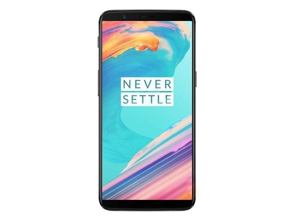 Смартфон Oneplus 5 T, 4G LTE, 6,01 дюйма, 6 + 64 ГБ, две SIM-карты, Android 7,1