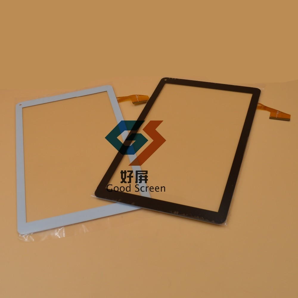 Painel de tela de toque capacitivo para reparo, peças de reposição para spc dark glee 10.1 octa core sps octa core 9750108n