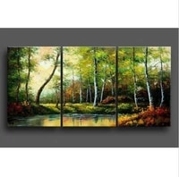 oil painting handpainted on canvas modern canvas art no frame