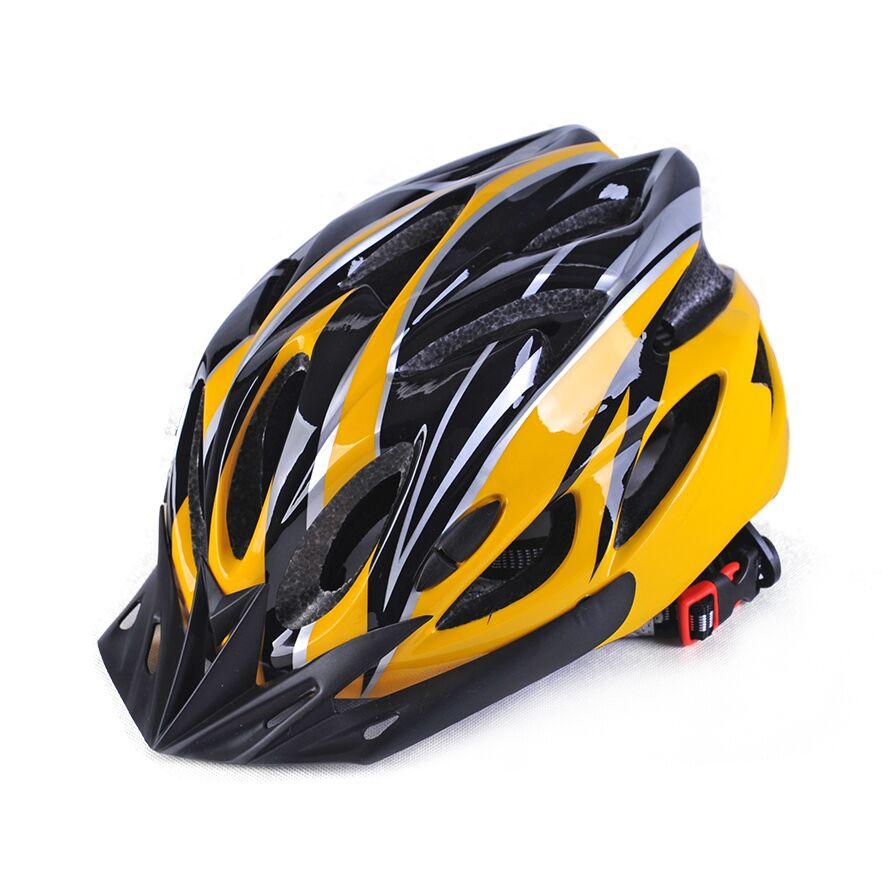 2017 ultraligero casco de ciclismo Unisex adultos carretera montaña bicicleta fresca bicicleta ciclismo Hoverboard casco Visor casco ajustable