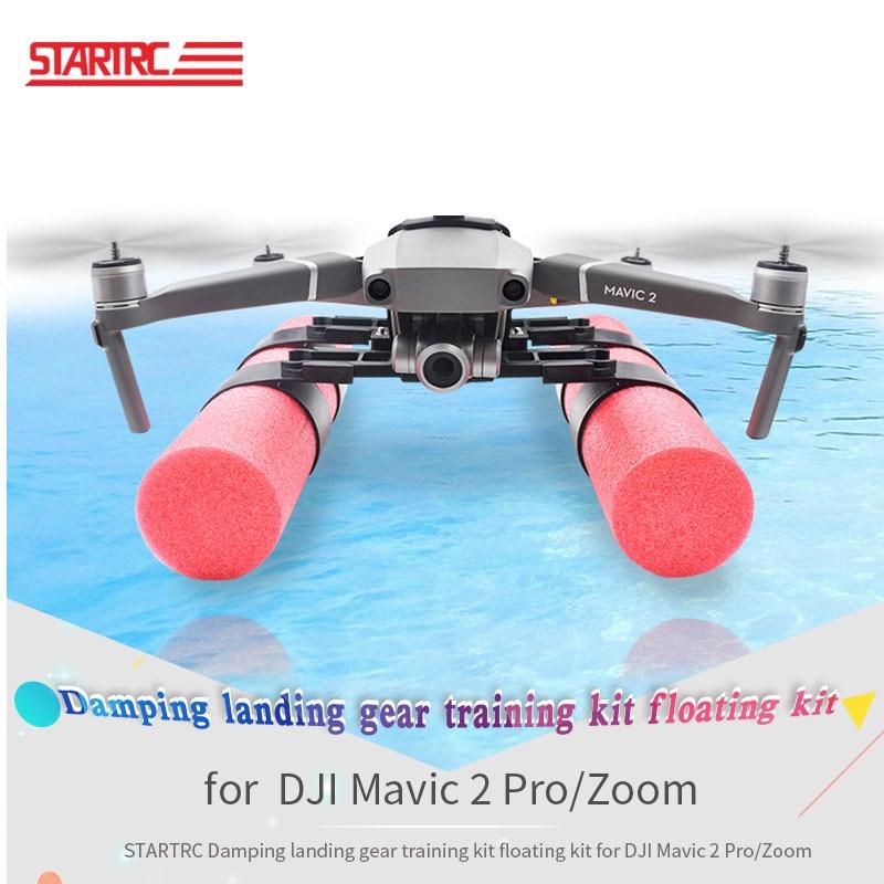 STARTRC DJI Mavic 2 Pro Landing Skid Float kit For DJI Mavic 2 pro/zoom Drone Landing on Water Parts