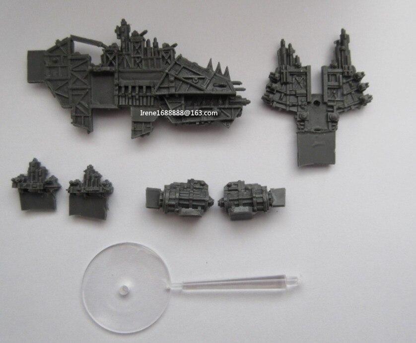 Clássico resina modelos battlefleet gótico matar kroozer frete grátis