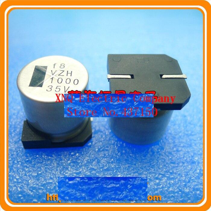 1000 UF 35 V SMD condensador electrolítico de aluminio volumen electrolítico 16*16mm (altura)
