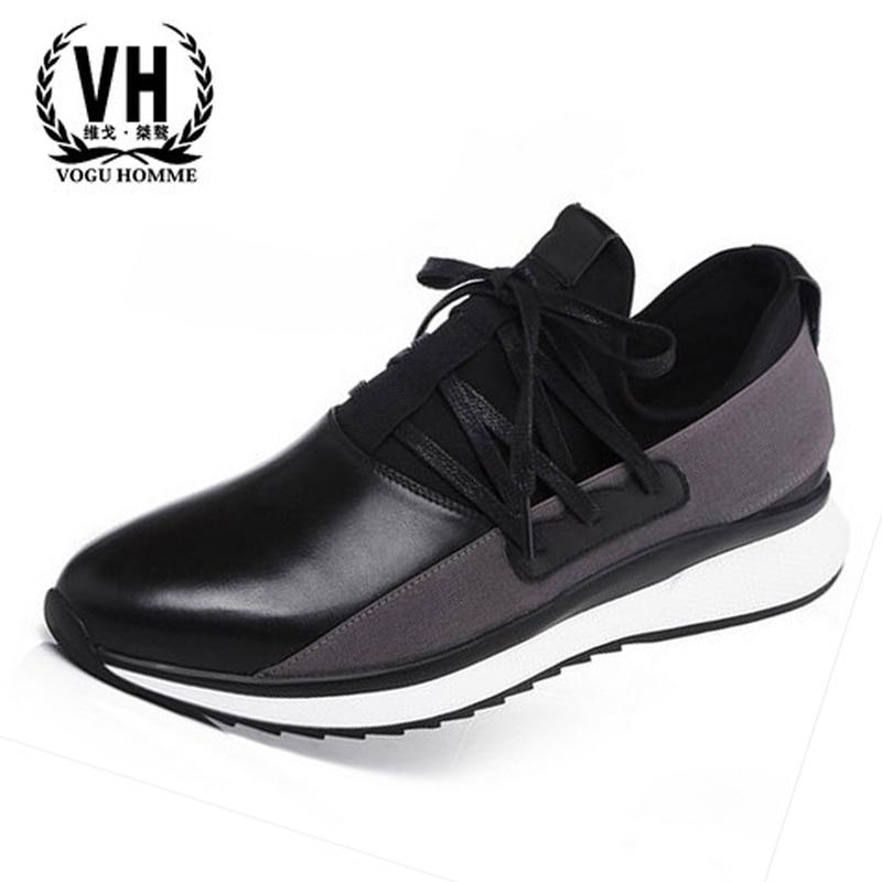 17 años de los zapatos de cuero de ocio de Nueva Inglaterra zapatos de hombre Zapatos populares de tendencia de viento zapatos de estudiante todo-fósforo zapatos de hombre