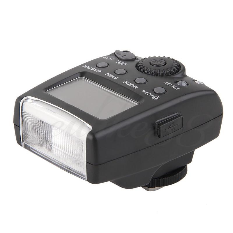 Alta calidad Meike MK-310 E-TTL flash speedlite flash Light Speed 1/8000 S para Nikon Zapata caliente y soporta I-TTL función.