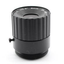 "HD 1/2.5"" 6mm 3mp IP Lens CCTV Fixed Focal Iris IR Infrared CS Mount lens For CCD Security Camera"