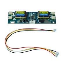 Universal inversor CCFL monitor LCD para ordenador portátil 4 lámpara 10-29V y 15-22' de pantalla ancha
