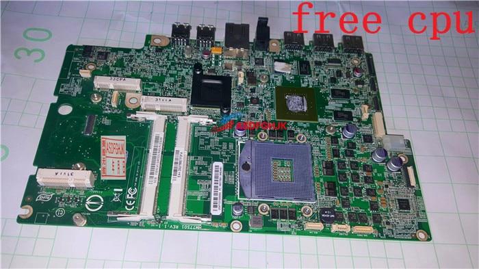 """DB. SL611.003 FÜR Acer Aspire 7600U 27 """"AIO Motherboard MIT GT640M s989 DBSL611003 HM77S01 100% TESED OK"""