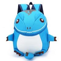 3D Dinosaur Baby Bag Boys Girls Waterproof Children School Bags Kids Small Bag Girl Cute Animal Prints Travel Bags 2020